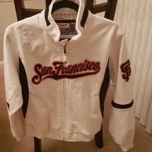San Francisco SF Giants Athletic Jacket